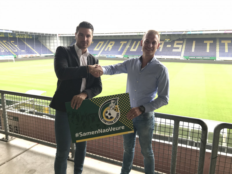 Cottus GOLD partner bij Fortuna Sittard